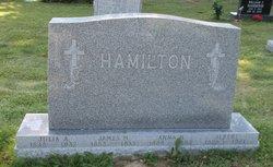 Julia A. <i>Snider</i> Hamilton