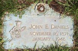 John Ernest Daniels