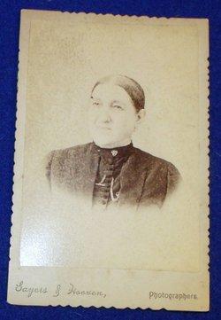 Sarah H. <i>Brinker</i> Bittenbender