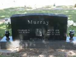 Betty Sue <i>McCauley</i> Murray