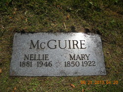 Nellie <i>Coddington</i> McGuire