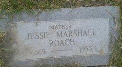 Jessie Louise <i>Marshall</i> Roach