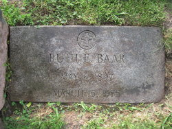 Ruth E Baar