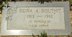 Sidney Allen Douthit