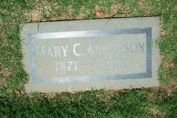 Mary Christine <i>Peterson</i> Anderson
