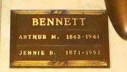 Arthur M Bennett