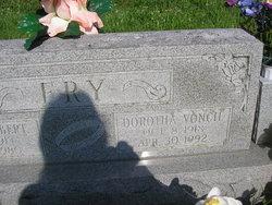 Dorotha Vonciele <i>Moxley</i> Fry Vaughn