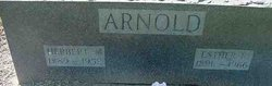Esther Rae <i>Dennis</i> Arnold