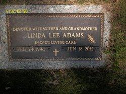 Linda Lee <i>Rogers</i> Adams