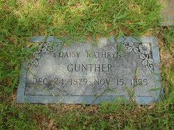 Daisy Kathryn <i>Walker Dorff</i> Gunther