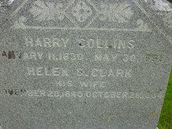 Helen S. <i>Clark</i> Collins