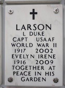 L Duke Larson