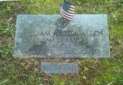 William Arzell Allen