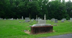 Old Gibson Primitive Baptist Church Cemetery