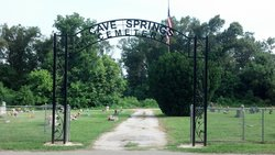 Cave Springs Cemetery
