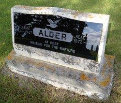 Bell May <i>Rowe</i> Alder
