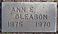 Ann E Gleason