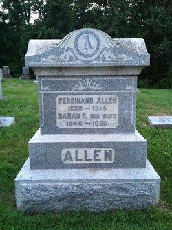 Ferdinand H. Allen