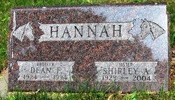 Dean F. Hannah