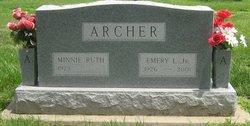 Emery Louis Archer, Jr