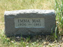 Emma Mae <i>Stemmerman</i> Tevebaugh