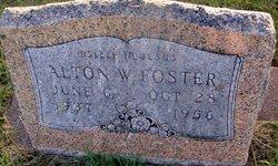 Alton W Foster