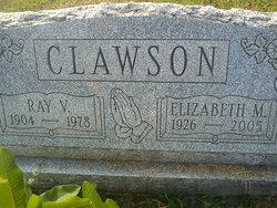 Ray V Clawson