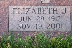 Elizabeth J Betty <i>Hughes</i> Coder