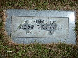 George C Kalvaitis
