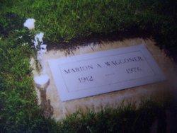 Dr Marion Arthur Waggoner