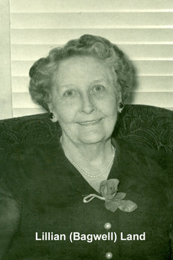 Lillian Luseal <i>Bagwell</i> Land