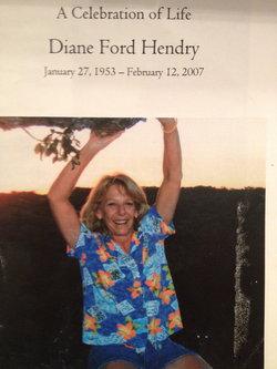 Diane Marie <i>Ford</i> Hendry