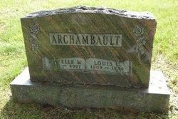 Isabelle Marie <i>Visina</i> Archambault