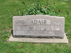 Solomon Jesse Adair