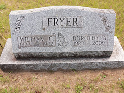 William C Fryer, Sr