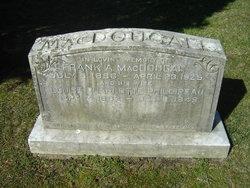 Louise Charlotte <i>Phillipeau</i> MacDougall