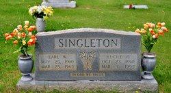 Earl W Singleton