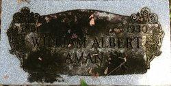 William Albert Aman