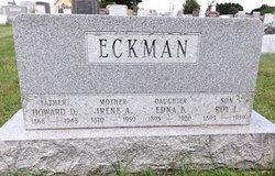 Howard D Eckman