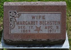 Margaret A. <i>Arnold</i> Bechstein