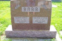 Clara Grace <i>Morris</i> Barr