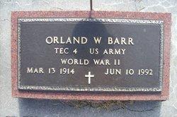 Orland W. Barr