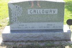 David Thomas Galloway