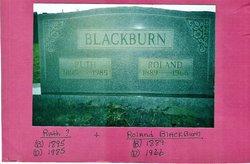 Benjamin Roland Blackburn