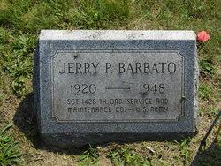 Sgt Jerry P. Barbato
