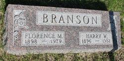 Florence Mae <i>Parrish</i> Branson