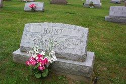 Harold D Dick Hunt