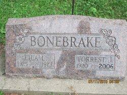 Lila <i>Finley</i> Bonebrake