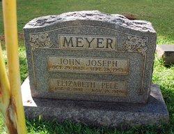 Elizabeth Pele <i>Meek</i> Meyer