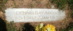 Dennis Ray Adcock